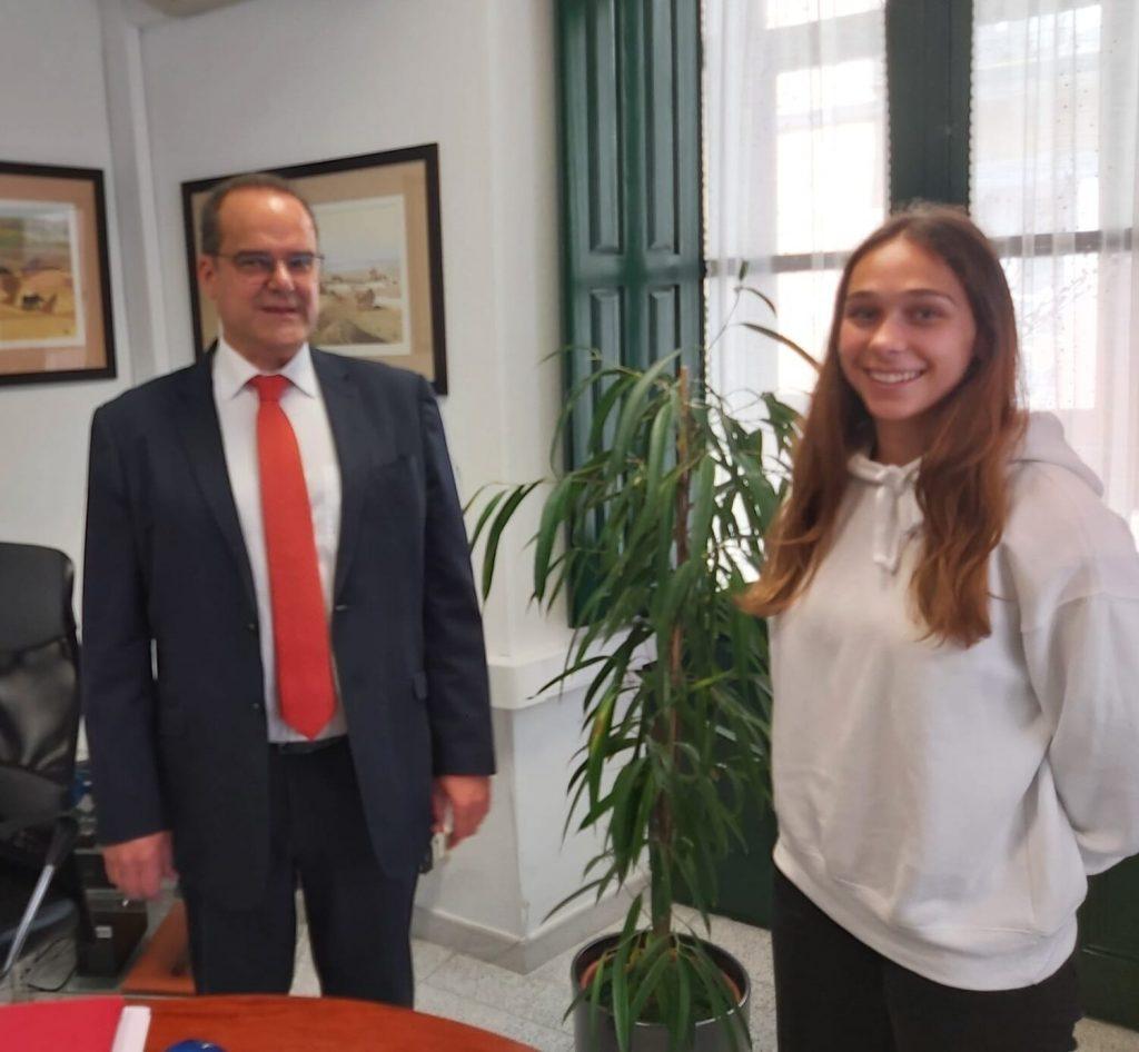 Malena Valles vestirá la camiseta del Aula Alimentos de Valladolid la próxima temporada