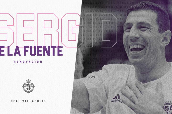 Sergio de la Fuente continuará un año más en el Real Valladolid Baloncesto
