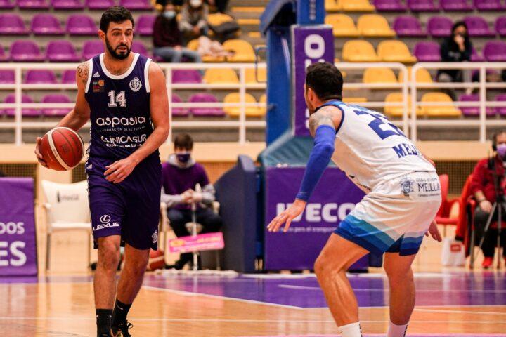 Daniel Astilleros no continuará en el UEMC Real Valladolid Baloncesto