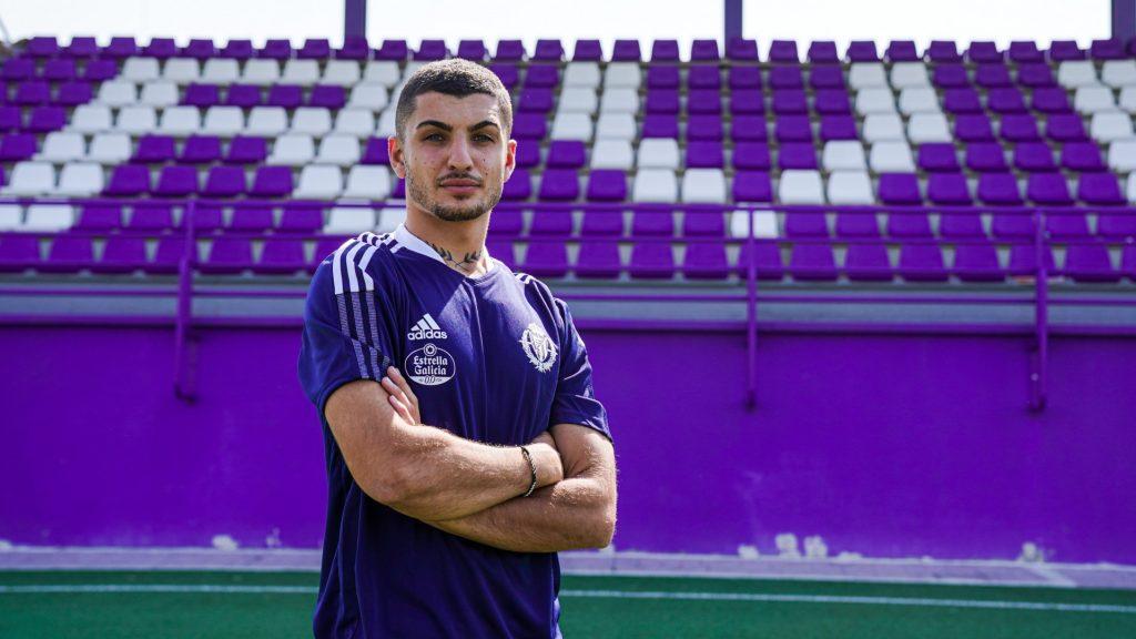 Fran Rivera, nuevo jugador del Promesas