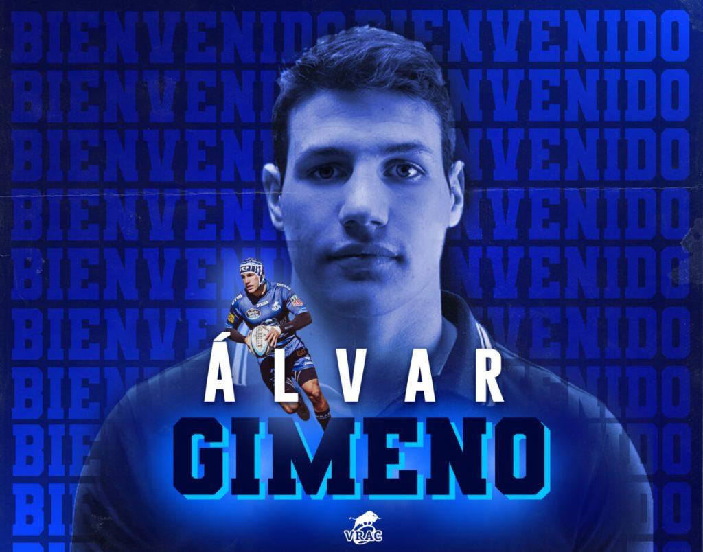 Álvar Gimeno regresa al VRAC