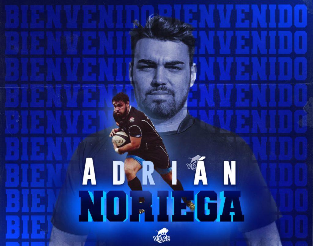 Adrián Noriega, fichaje de talento nacional