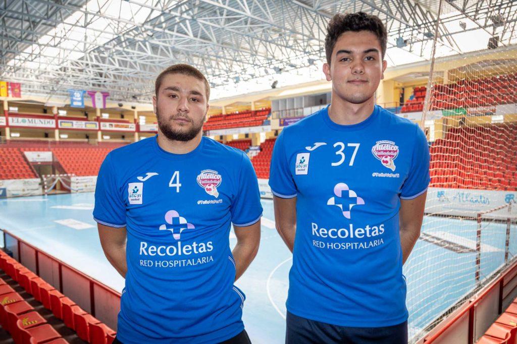 Paolo Roki y Mauricio Basualdo siguientes fichajes en ser presentados por el Recoletas Atlético Valladolid
