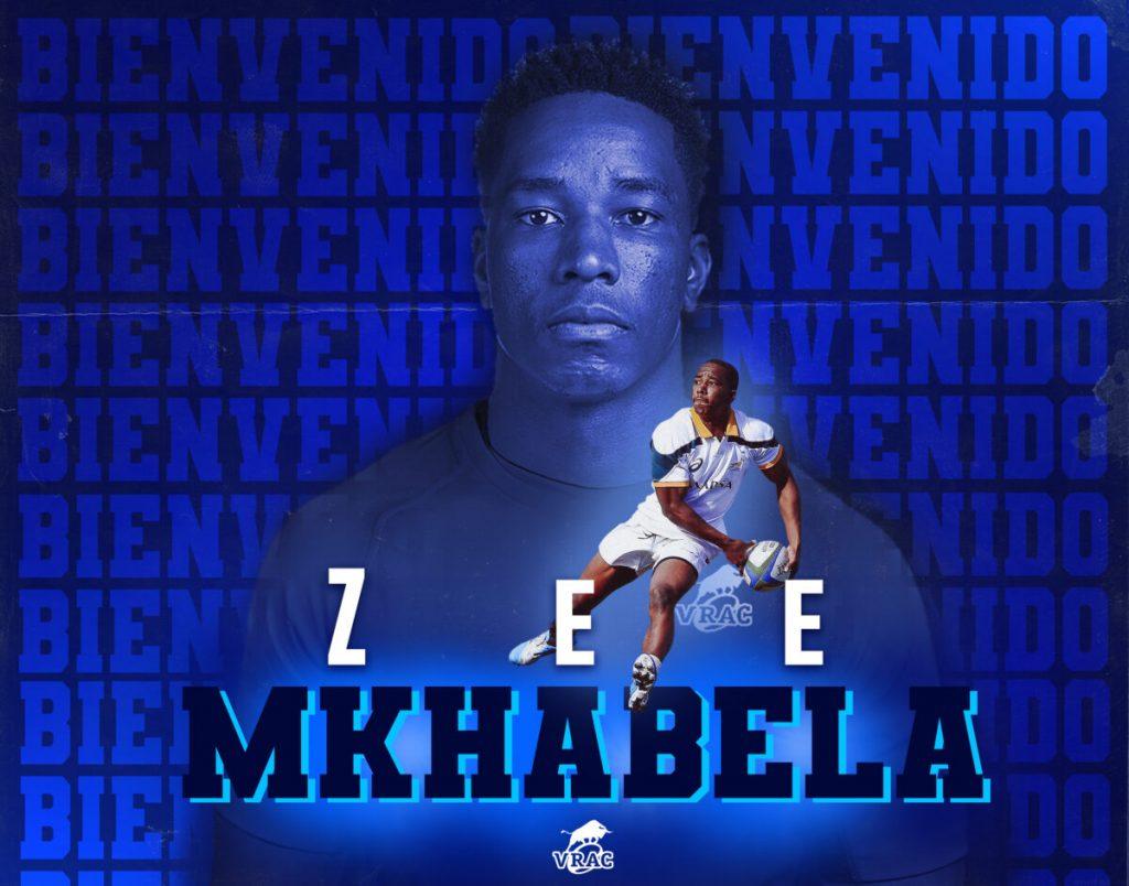 El sudafricano Zee Mkhabela, tercer fichaje