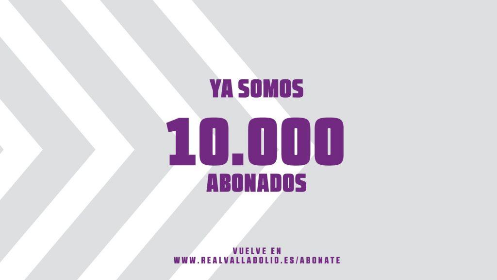 10.000 abonados