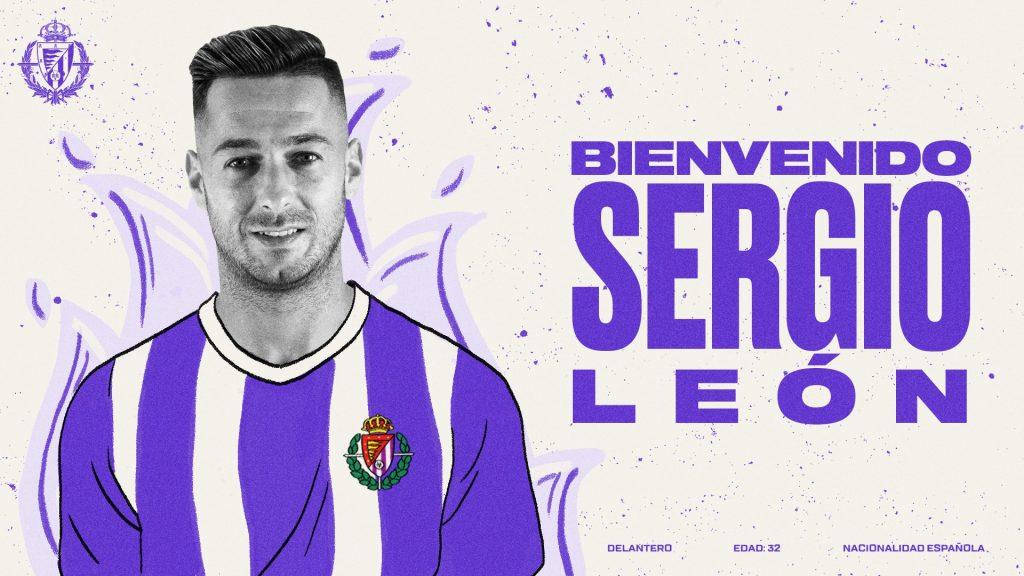 Sergio León, refuerza la delantera